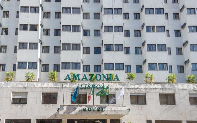 Amazonia Lisboa Hotel вид на фасад