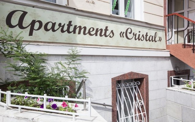 Hotel Cristal Одесса вид на фасад