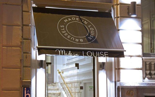 Отель Made In Louise Бельгия, Брюссель - отзывы, цены и фото номеров - забронировать отель Made In Louise онлайн вид на фасад