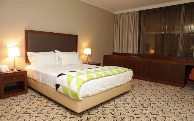 Отель Skyna Hotel Luanda Ангола, Луанда - отзывы, цены и фото номеров - забронировать отель Skyna Hotel Luanda онлайн комната для гостей