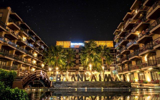 Отель Baan Laimai Beach Resort вид на фасад