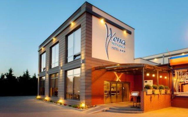 Hotel Wena вид на фасад