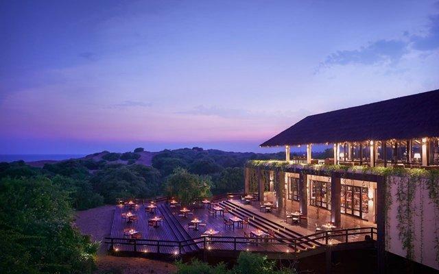 Отель Jetwing Yala Шри-Ланка, Катарагама - 2 отзыва об отеле, цены и фото номеров - забронировать отель Jetwing Yala онлайн вид на фасад