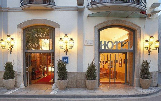 Hotel Spa Porto Cristo вид на фасад