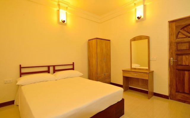Отель Maldives Seashine Guesthouse Мальдивы, Хураа - отзывы, цены и фото номеров - забронировать отель Maldives Seashine Guesthouse онлайн комната для гостей
