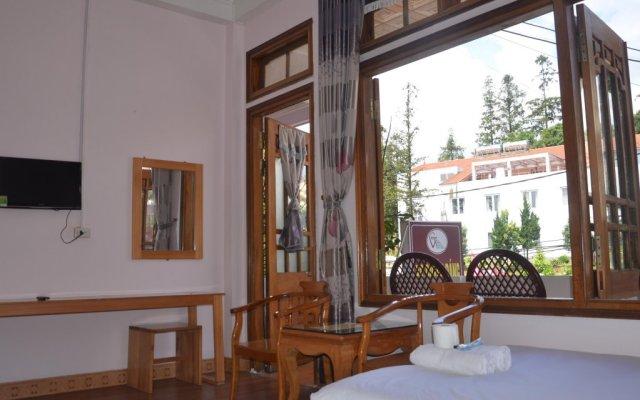 Graceful Sapa Hotel комната для гостей