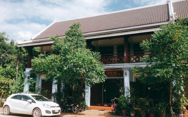 Отель Pangkham Lodge вид на фасад