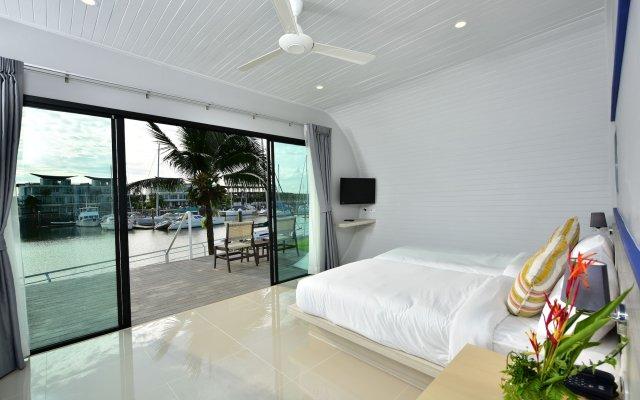 Отель Krabi Boat Lagoon Resort комната для гостей