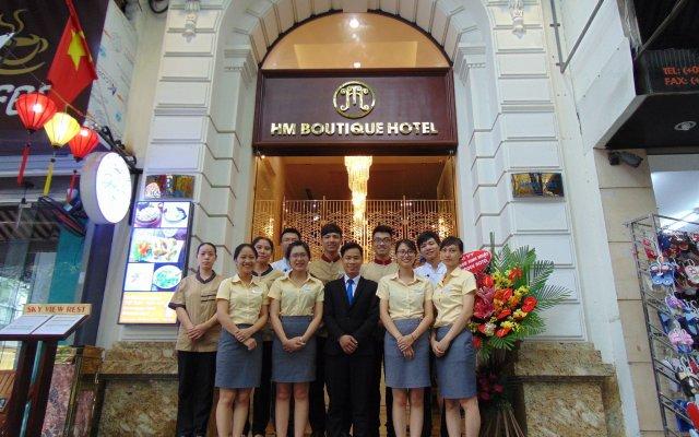 Hanoi HM Boutique Hotel