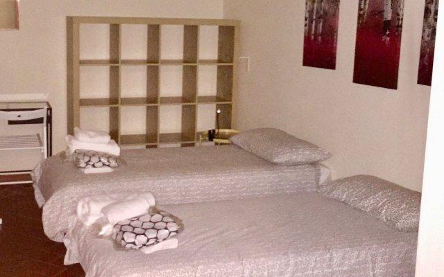 Отель Pitti Living B&B комната для гостей