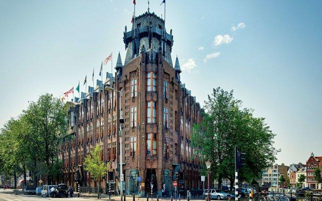 Отель Grand Hotel Amrath Amsterdam Нидерланды, Амстердам - 5 отзывов об отеле, цены и фото номеров - забронировать отель Grand Hotel Amrath Amsterdam онлайн спортивное сооружение