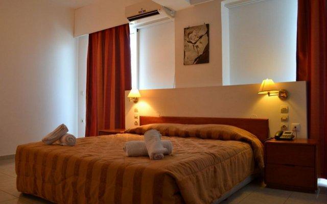 Отель Panorama Hotel and Apartments Греция, Родос - отзывы, цены и фото номеров - забронировать отель Panorama Hotel and Apartments онлайн комната для гостей
