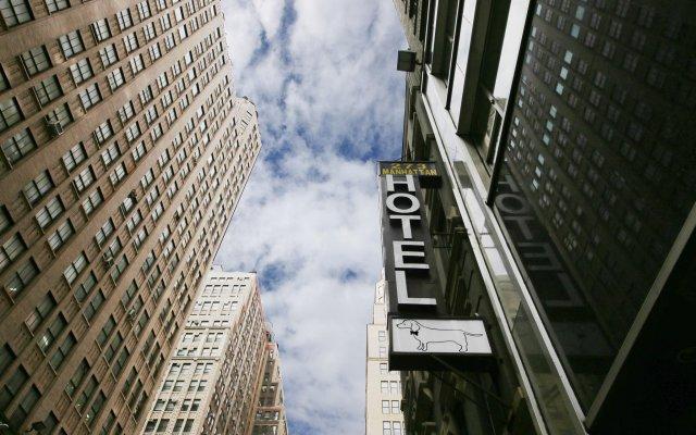Отель Doxie Hotel США, Нью-Йорк - 8 отзывов об отеле, цены и фото номеров - забронировать отель Doxie Hotel онлайн вид на фасад