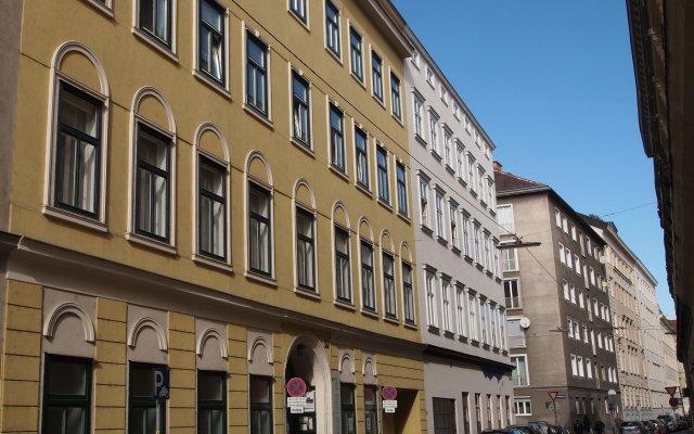 Отель GAL Apartments Vienna Австрия, Вена - отзывы, цены и фото номеров - забронировать отель GAL Apartments Vienna онлайн вид на фасад