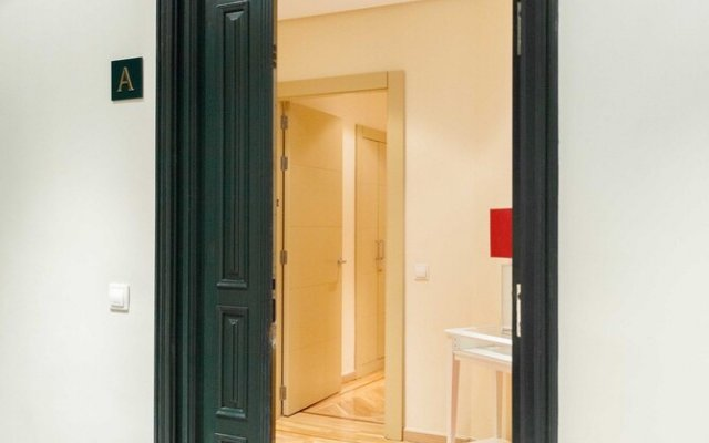 Отель Alto Standing Calle Velázquez 2A Испания, Мадрид - отзывы, цены и фото номеров - забронировать отель Alto Standing Calle Velázquez 2A онлайн вид на фасад