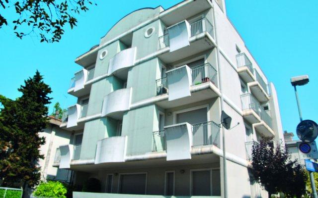 Отель Residenza Manuela вид на фасад