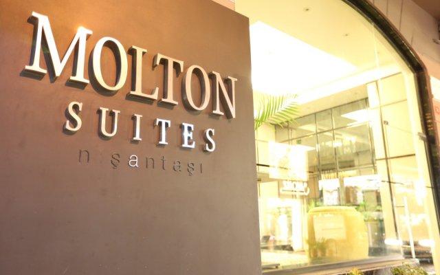 Отель Molton Nisantasi Suites вид на фасад