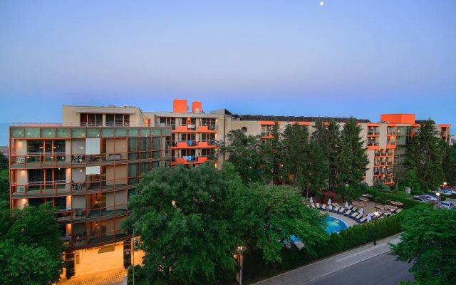 Hotel PrimaSol Sunrise - Все включено вид на фасад