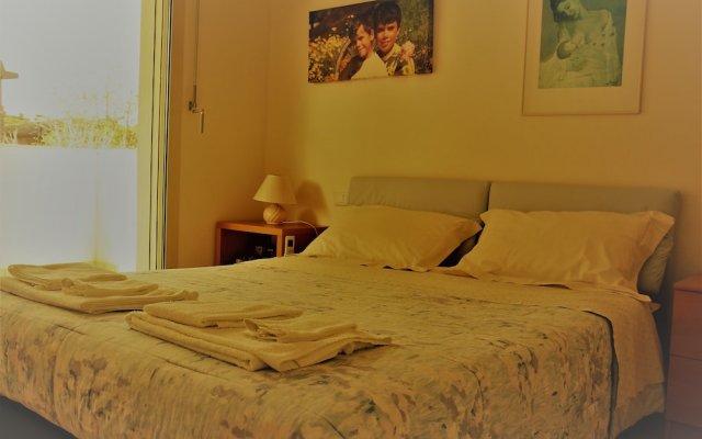 Отель Il Castello комната для гостей