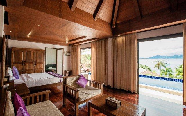 Отель Dream Sea Pool Villa комната для гостей