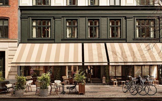 Отель Sanders Дания, Копенгаген - отзывы, цены и фото номеров - забронировать отель Sanders онлайн вид на фасад