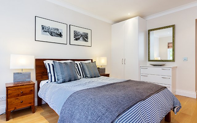 Отель Veeve Holly Lodge Estate комната для гостей