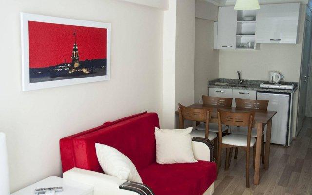 Апарт-отель Ortakoy комната для гостей