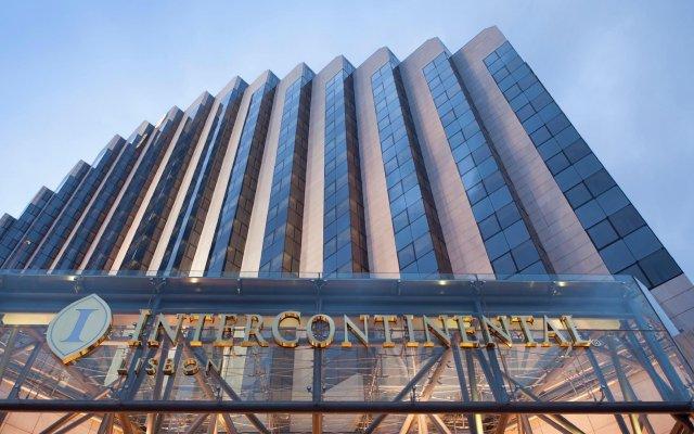 Отель InterContinental Lisbon вид на фасад