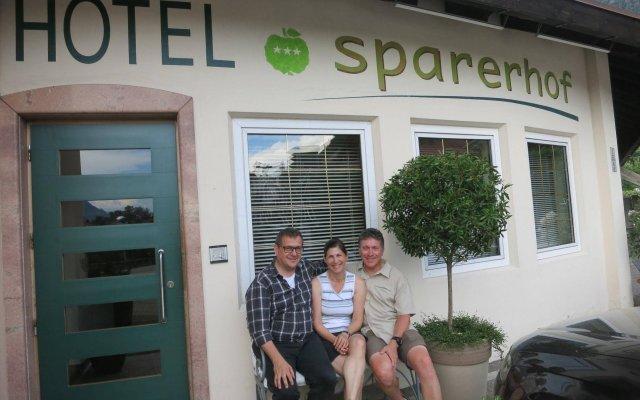 Отель Sparerhof Италия, Терлано - отзывы, цены и фото номеров - забронировать отель Sparerhof онлайн вид на фасад