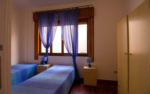 Апартаменты CaseSicule Cerasuolo Поццалло комната для гостей