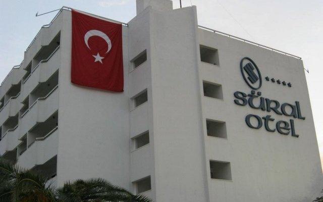 Sural Hotel вид на фасад