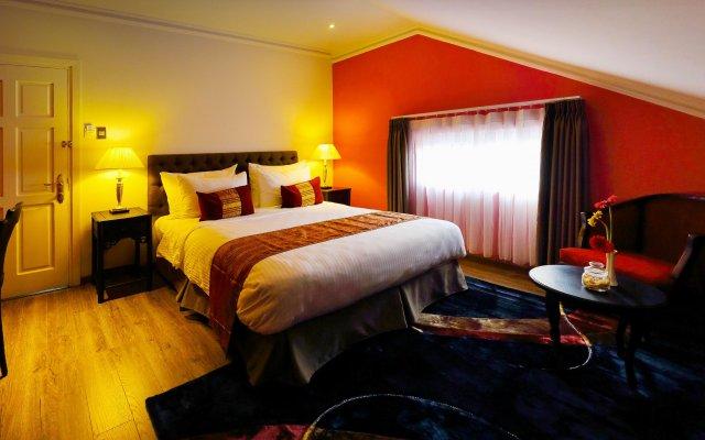 Отель Calla Lily Villa Далат комната для гостей