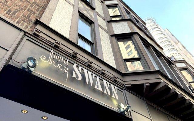 Отель Chez Swann Канада, Монреаль - отзывы, цены и фото номеров - забронировать отель Chez Swann онлайн вид на фасад