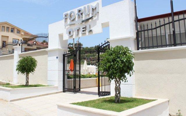 Forum Residence Hotel вид на фасад