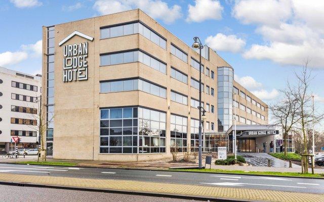 Отель Urban Lodge Hotel Нидерланды, Амстердам - отзывы, цены и фото номеров - забронировать отель Urban Lodge Hotel онлайн вид на фасад