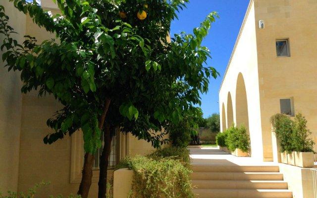 Отель La Fiermontina - Urban Resort Lecce Лечче вид на фасад