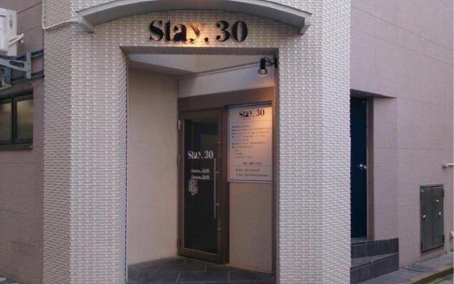 Отель Stay30 - Caters to Men Япония, Хаката - отзывы, цены и фото номеров - забронировать отель Stay30 - Caters to Men онлайн вид на фасад
