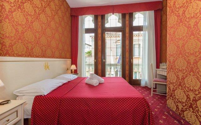 Отель Ca' Messner 5 Leoni комната для гостей