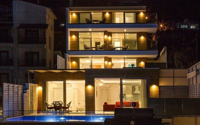 Villa Likapa 4 by Akdenizvillam Турция, Калкан - отзывы, цены и фото номеров - забронировать отель Villa Likapa 4 by Akdenizvillam онлайн вид на фасад