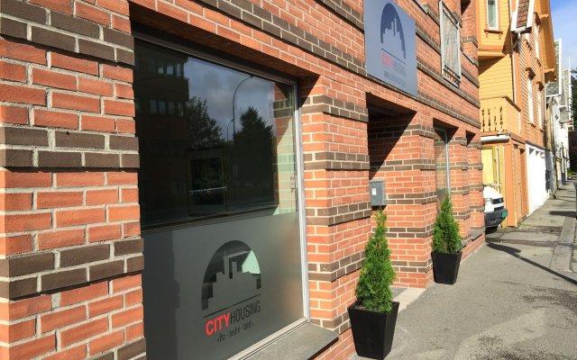 Отель City Housing - Lagårdsveien 13 Норвегия, Ставангер - отзывы, цены и фото номеров - забронировать отель City Housing - Lagårdsveien 13 онлайн вид на фасад