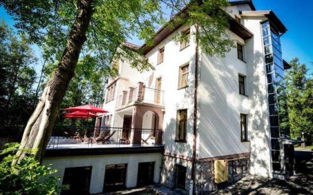 Отель Renesans Польша, Закопане - отзывы, цены и фото номеров - забронировать отель Renesans онлайн вид на фасад