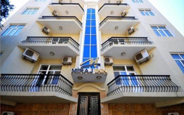 Отель Мираж Инн Бутик Отель Азербайджан, Баку - отзывы, цены и фото номеров - забронировать отель Мираж Инн Бутик Отель онлайн вид на фасад