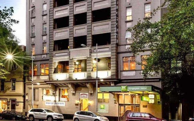 ibis Styles Kingsgate Hotel (previously all seasons) вид на фасад