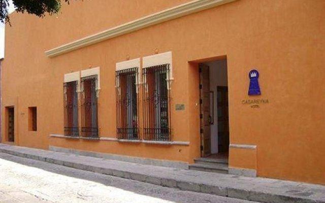 Hotel Boutique Casareyna