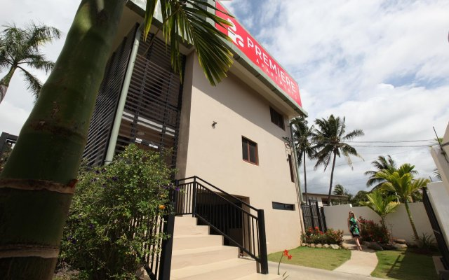 Апартаменты Premiere Apartments вид на фасад