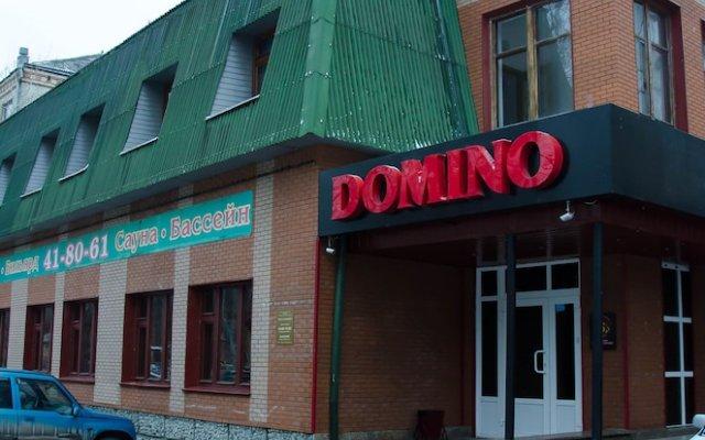 Гостиница Domino вид на фасад