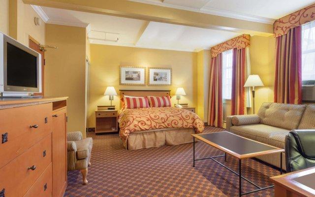 Отель Howard Johnson Hotel by Wyndham Vancouver Downtown Канада, Ванкувер - отзывы, цены и фото номеров - забронировать отель Howard Johnson Hotel by Wyndham Vancouver Downtown онлайн комната для гостей