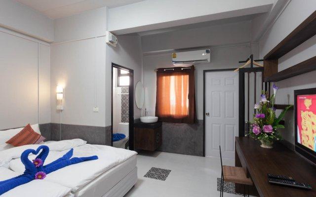 Feelgood@Journey Hostel комната для гостей
