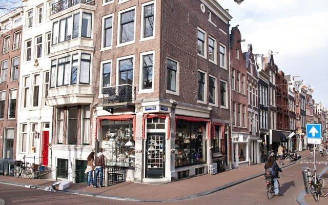 Отель Luxury Keizersgracht Apartments Нидерланды, Амстердам - отзывы, цены и фото номеров - забронировать отель Luxury Keizersgracht Apartments онлайн вид на фасад