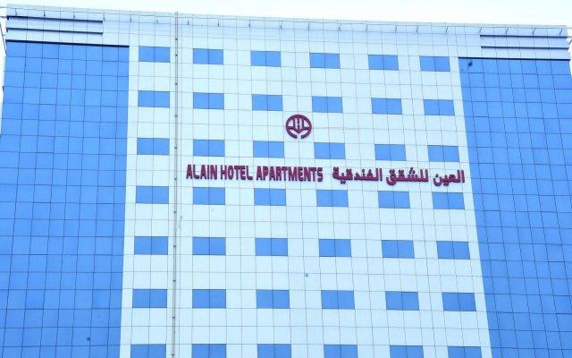 Отель Alain Hotel Apartments ОАЭ, Аджман - отзывы, цены и фото номеров - забронировать отель Alain Hotel Apartments онлайн вид на фасад